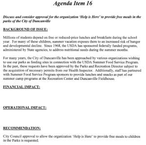 AgendaItem16